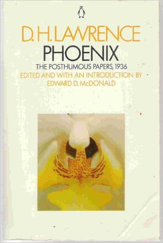 9780140043754: Phoenix: The Posthumous Papers of D.H. Lawrence
