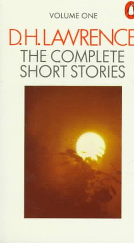 9780140043822: Lawrence D.H. : Complete Short Stories Volume 1