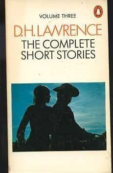 9780140043839: Lawrence, The Complete Short Stories of D. H.: Volume 3