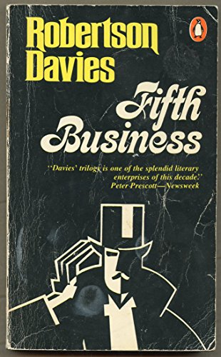 an analysis of the fifth business by robertson davies