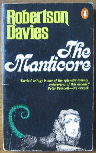 9780140043884: The Manticore