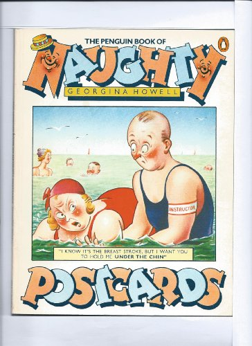 9780140044065: The Penguin Book of Naughty Postcards