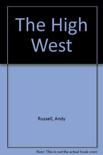 The High West (0140044256) by Andy Russell