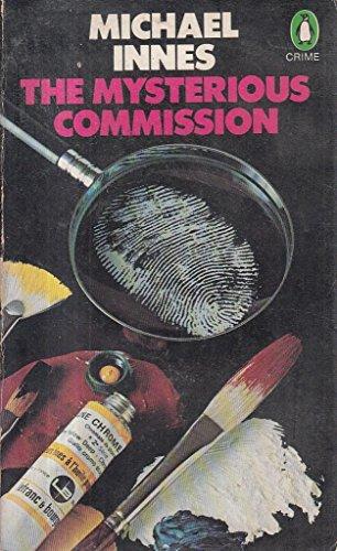 9780140044379: The Mysterious Commission (Penguin Crime Fiction)