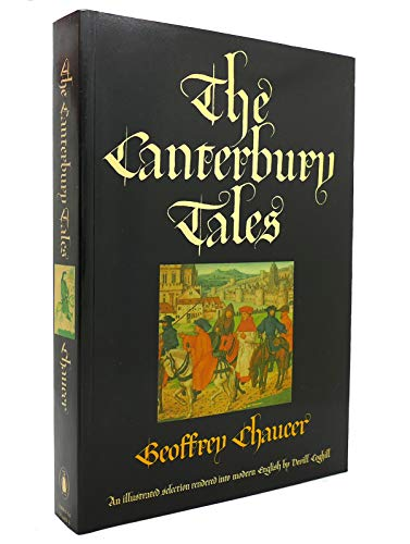 9780140044522: The Canterbury Tales: Illustrated Edition