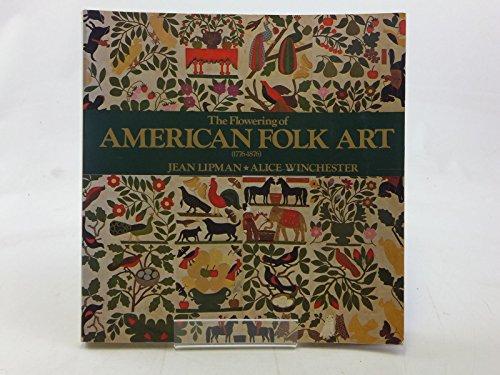 9780140045000: The Flowering of American Folk Art