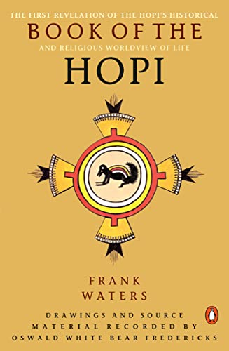 Book Of The Hopi, The