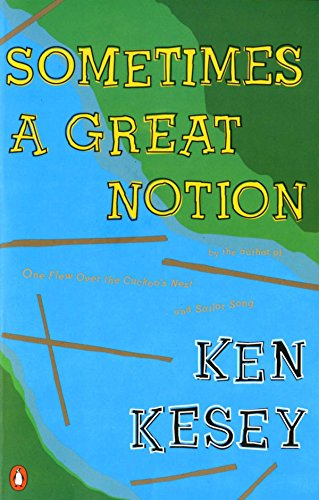 9780140045291: Sometimes a Great Notion: A Novel