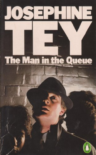 9780140045604: The Man in the Queue (Penguin Crime Fiction)
