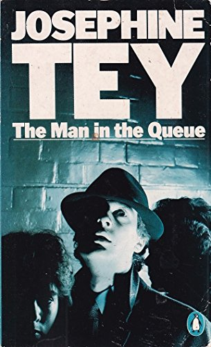 9780140045604: Man In The Queue (Penguin crime fiction)