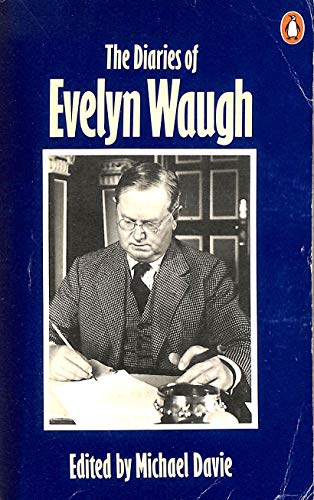 9780140046472: Diaries of Evelyn Waugh