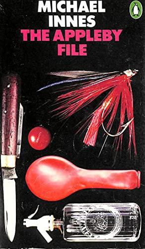 9780140046489: The Appleby File (Penguin crime fiction)