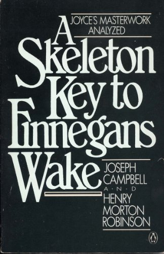 9780140046632: A Skeleton Key to Finnegan's Wake
