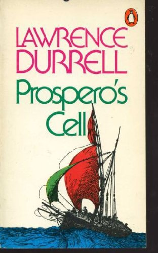 Prospero's Cell 9780140046854 Prospero's Cell is the story of a young man's escape from a grey, industrialized England to a sunny Greek island. Durrell, later a world famous novelist, had it all: a new wife, a life of swimming, fishing, sailing, reading and writing, good food and wine, colorful new friends, and an historic island of captivating beauty. Then this enchanting idyll abruptly ends with the onset of World War II and evacuation to Egypt.
