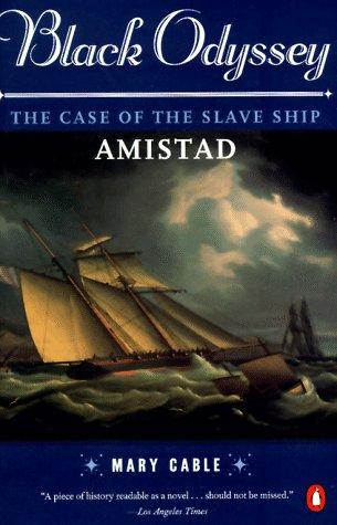 9780140046946: Black Odyssey: The Case of the Slave Ship `Amistad'