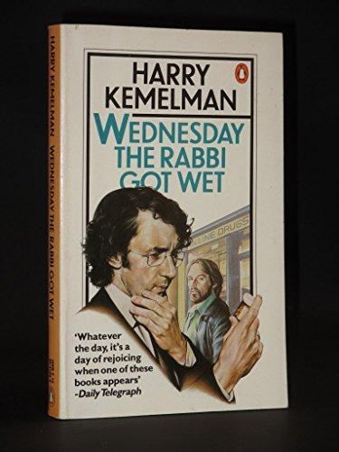 9780140047066: Wednesday The Rabbi Got Wet