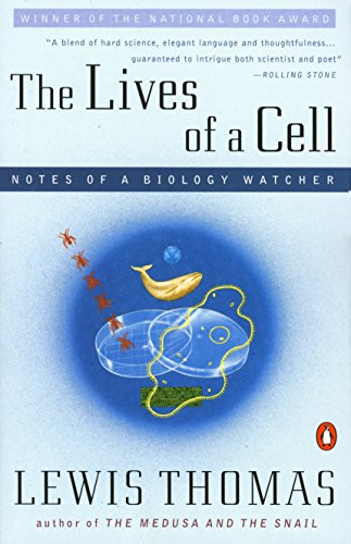 9780140047431: The Lives of a Cell: Notes of a Biology Watcher