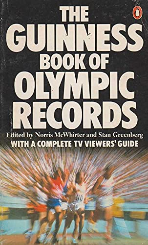 9780140047653: The Guinness Book of Olympic Records 1980: Televiewer's Guide