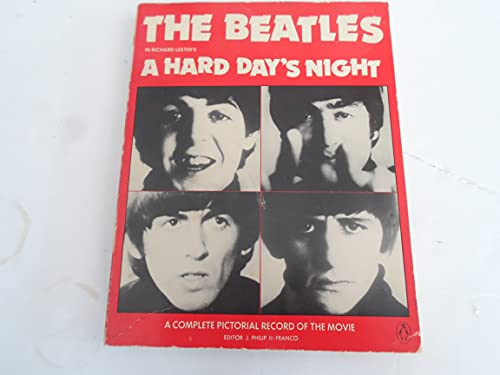 The Beatles In Richard Lester's A Hard: De Franco, J.Philip