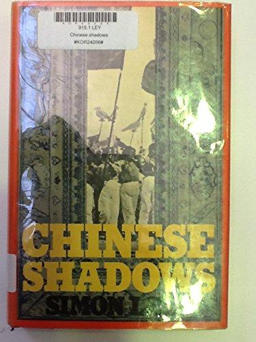9780140047875: Chinese Shadows