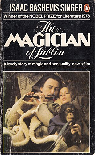 9780140048070: The Magician of Lublin