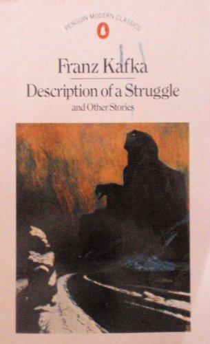 9780140048469: Description of a Struggle (Modern Classics)