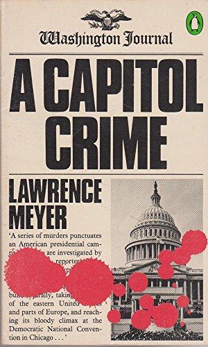 9780140048520: A Capitol Crime