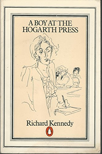 9780140048629: A Boy at the Hogarth Press
