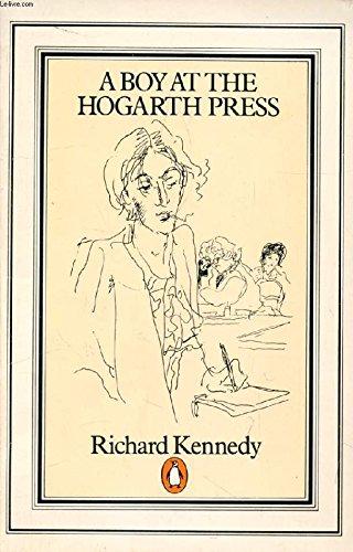 9780140048629: A Boy at the Hogarth Press