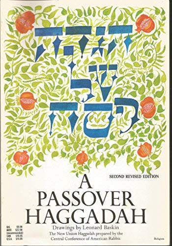 9780140048711: A Passover Haggadah: The New Union Haggadah