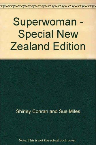 9780140048810: Superwoman - Special New Zealand Edition