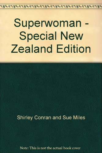 9780140048810: Superwoman (New Zealand Edition)