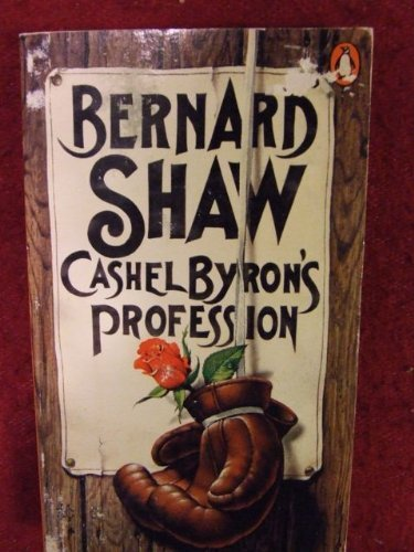 9780140048865: Cashel Byron's Profession: Definitive Text
