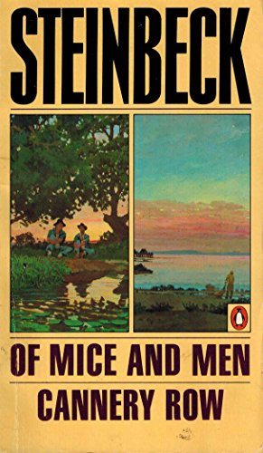 9780140048919: Of Mice and Men / Cannery Row (2 Books in 1)