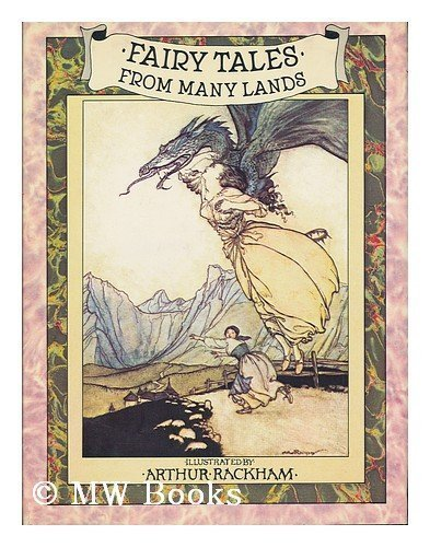 9780140049145: Fairy tales from many lands