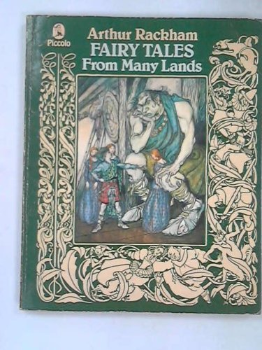 Fairy Tales from Many Lands: Rackham, Arthur