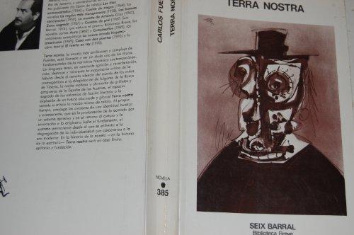 9780140049220: Terra Nostra