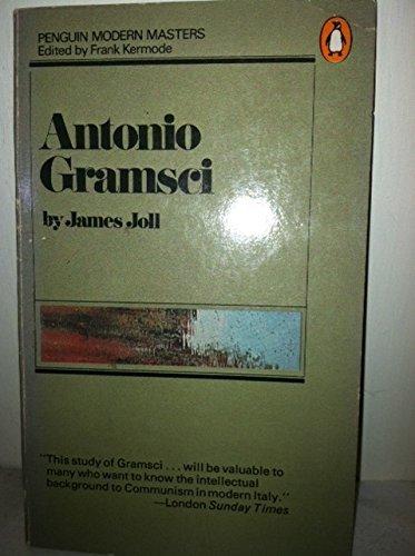 9780140049343: Antonio Gramsci (Modern Masters)