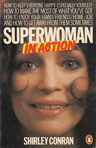 9780140049725: Superwoman in Action