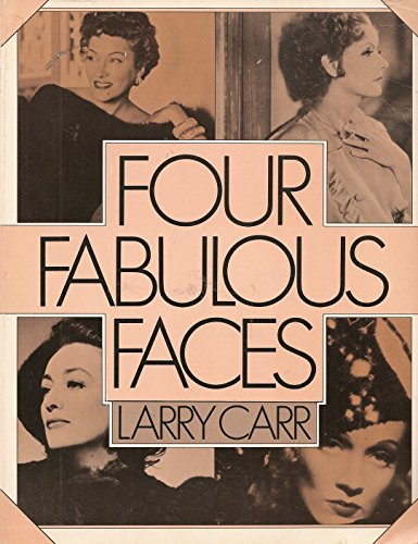9780140049886: Four Fabulous Faces: Swanson, Garbo, Crawford, Dietrich