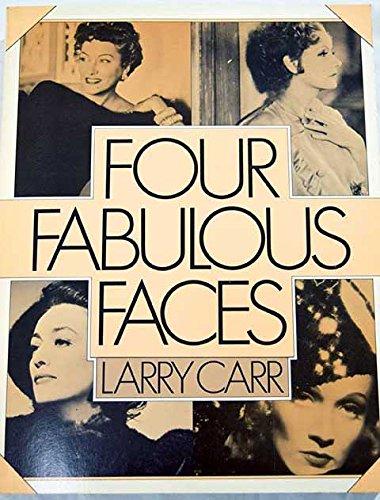 9780140049886: Four Fabulous Faces: Swanson, Garbo, Crawford, Dietrich