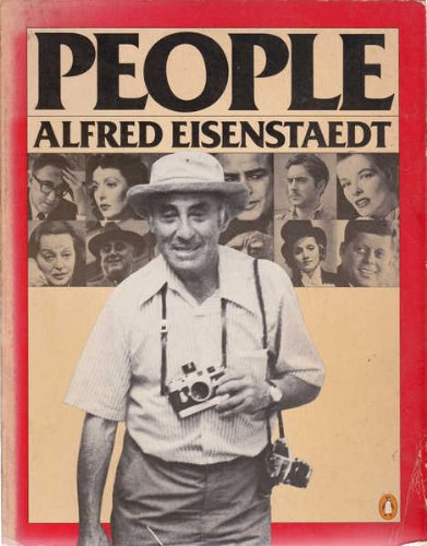 People (9780140050738) by Alfred Eisenstaedt