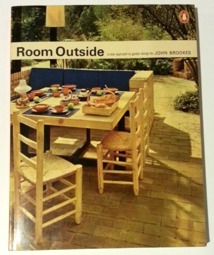 9780140050776: Room Outside: A New Approach to Garden Design