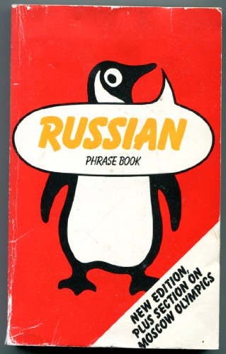 9780140050790: Russian Phrase Book (The Penguin phrase books)