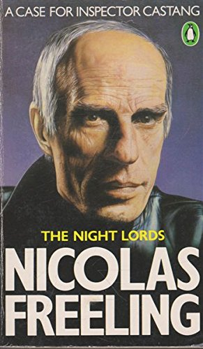 The Night Lords (A Case For Inspector Castang): Nicholas Freeling