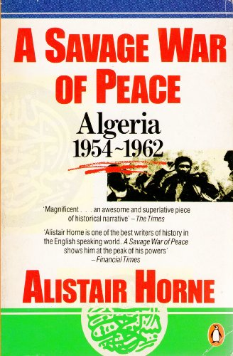9780140051377: A Savage War of Peace