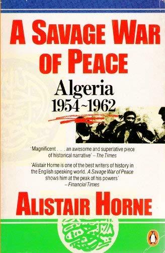 9780140051377: Savage War of Peace