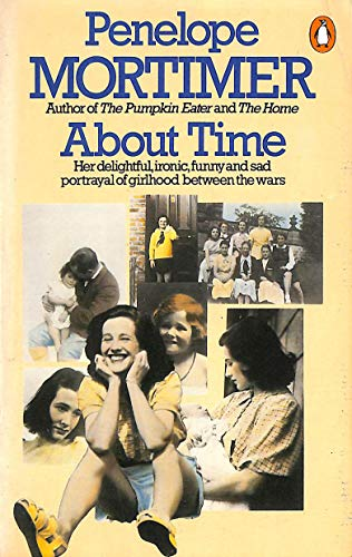9780140051469: About Time: An Aspect of Autobiography