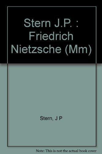 9780140051681: Friedrich Nietzsche