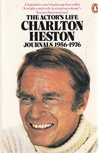 9780140051735: The Actor's Life: Journals 1956-1976: Journals, 1956-76